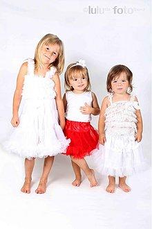 Detské oblečenie - TUTU suknička - 1658512