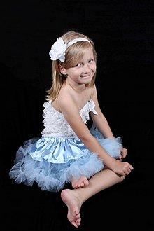 Detské oblečenie - TUTU suknička - 1658523