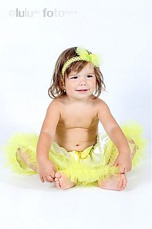 Detské oblečenie - TUTU suknička - 1658527