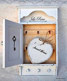 Krabičky - Kľúč od tvojho srdca - 1663505