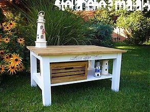 Nábytok - stolik...zasnivany... - 1665527