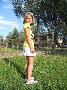 Detské oblečenie - dievčenská sukienka - 1665802