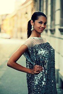 Šaty - sparkling dress - 1666908