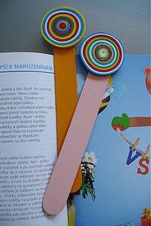 Papiernictvo - detská záložka do knihy - 1668235