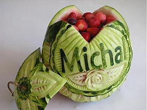 Dekorácie - melónová misa - 1671492