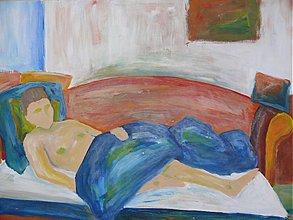 Obrazy - Mužský polakt - 1676035