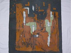 Obrazy - V meste pri hradbách - 1684121