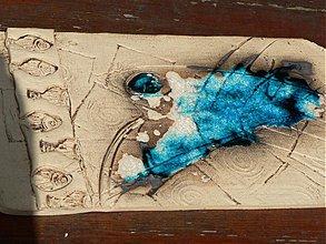 Dekorácie - Zlatá rybka? - 1688037