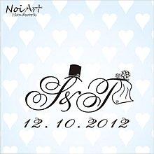 Papiernictvo - Svadobné razítko 9 - 1697771