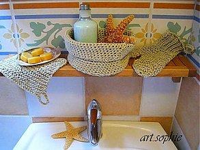 Úžitkový textil - Kúpelňový... - 1700376