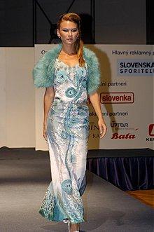 Šaty - Maľované šaty_OB - 170080
