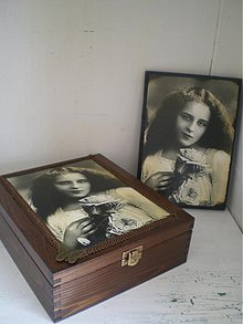 Krabičky - Sada Nostalgia - 1720856