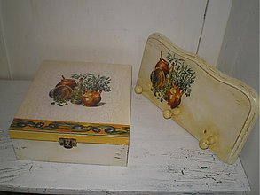 Krabičky - Sada olivy - 1722649