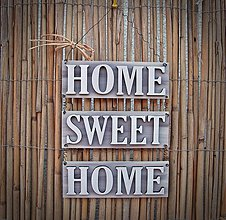 Tabuľky - ...home sweet home.... - 1724218