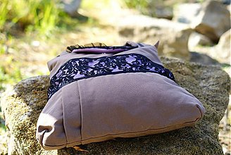Veľké tašky - Romantická Big-bag - 1726468