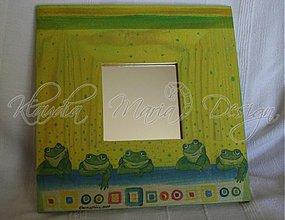 Zrkadlá - žabky - SKLADOM - 1737400