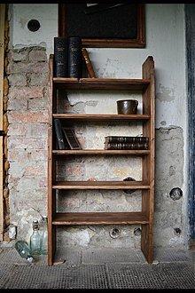 Nábytok - Knihovnička - 1739431