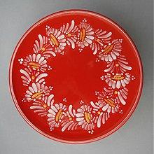 Nádoby - Tác, podnos, talíř 22 cm - 1742196