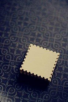 Papiernictvo - Krémové menovky na svadbu - 1744160