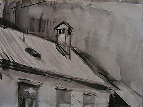 Obrazy - strecha - 1746808