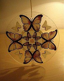 Dekorácie - Mandala..Ľahkosť bytia.. - 1747176