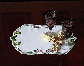 Úžitkový textil - vôňa orgovánu - 1749212
