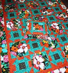 Úžitkový textil - spomienka na leto - ukážka - 1749548