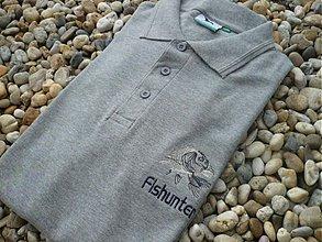 Oblečenie - s vyšivkou kapor ( ryba) - 1752296
