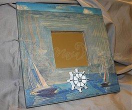 Zrkadlá - zrkadlo kormidlo - SKLADOM - 1758032