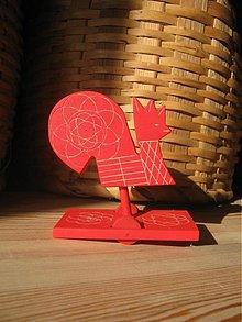 Hračky - Drevený kohútik - 1758919