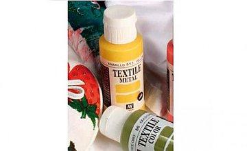 Farby-laky - Farby na textil - nepriehľadné a polopriehľadné - 1771777
