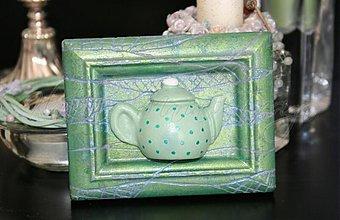 Obrázky - čajník - SKLADOM - 1781190