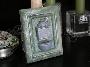 Obrázky - mlynček so šálkou - 1781581