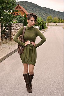 Šaty - EditaDress - 1793605