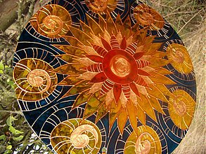 Dekorácie - Mandala..Životná Sila - 1793877