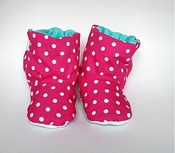 Topánočky - Teplé papučky - 1798384