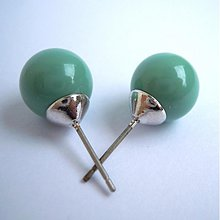 Náušnice - Jade - 1803248