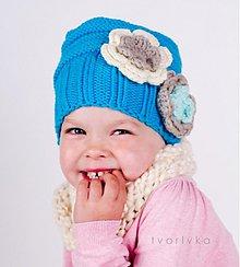 Detské čiapky - Tvorivá - vymysli vlastnú :) - 1803637