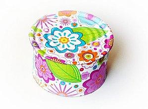 Krabičky - Šperkovnica - 1807424