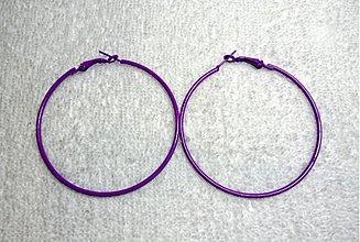 Komponenty - Kov.kruhy 6cm-1pár - 1807708