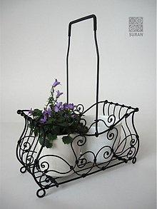 Pomôcky - stojan na kvety 2 - 1824929