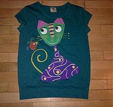 Tričká - tričenko cickové - 1829075