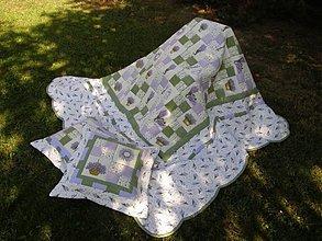 Úžitkový textil - Krajina levandule... - 1829659
