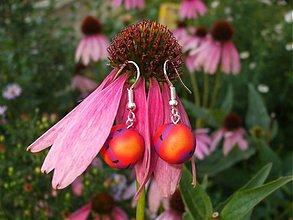 Sady šperkov - ♥Západ slnka - sada šperkov♥ - 183623
