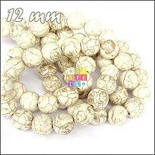 Minerály - (0819) Biely Tyrkenit, 12 mm - 1 ks - 1836727