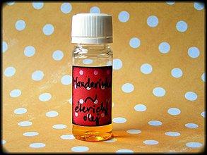 Suroviny - mandarinka - éterický olej - 1837120
