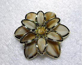 Korálky - Kvet plast-1ks - 1848635