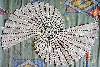 Úžitkový textil - Dečka