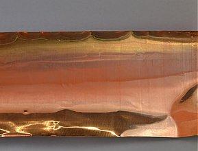 Suroviny - Medený plech 0,1 - 1852675