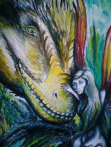 Kresby - Prehistorická víla - 1855055